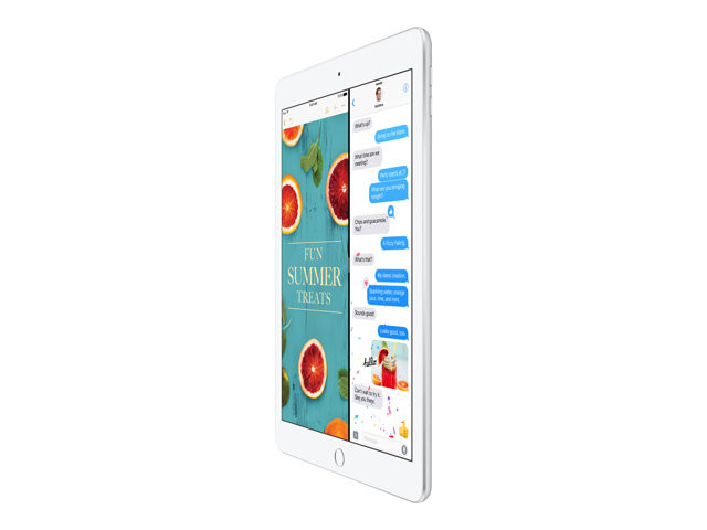 Apple : IPAD WI-FI 128GB SILVER (apu)