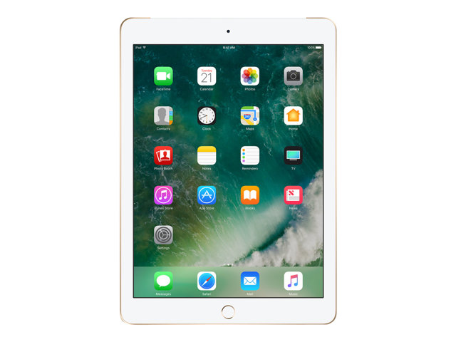 Apple : IPAD WI-FI + CELLULAR 128GB GOLD (apu)