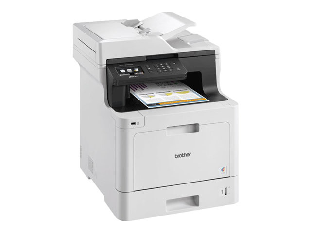 Brother MFC-L8690CDW - Imprimante laser couleur multifonction