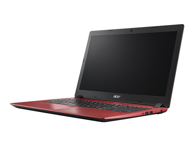 Acer : ASPIRE A315-31-P5X5 QC N4200 128G 4G 15.6IN NOOD WIN10 RED (pent)