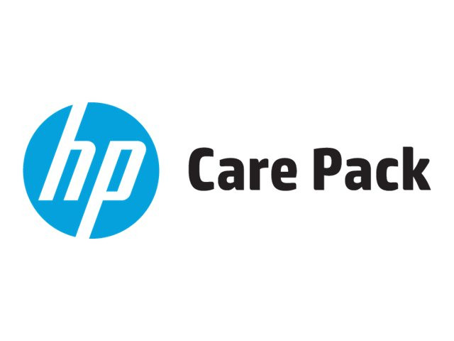 HP : HP CARE pack POST GARANTIE 1 ANS SITE J+1 LaserJet M525 gr (elec)