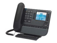 Alcatel : 8058S ND PR DESKPHONE MOON GREY USB 10/100/1000 PC CNCT POE