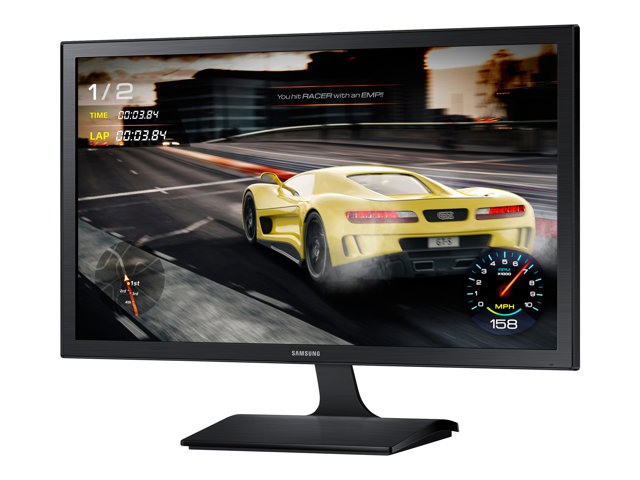 Samsung : 27IN LED 1920X1080 16:9 1MS S27E330H 1000:1 HDMI VGA