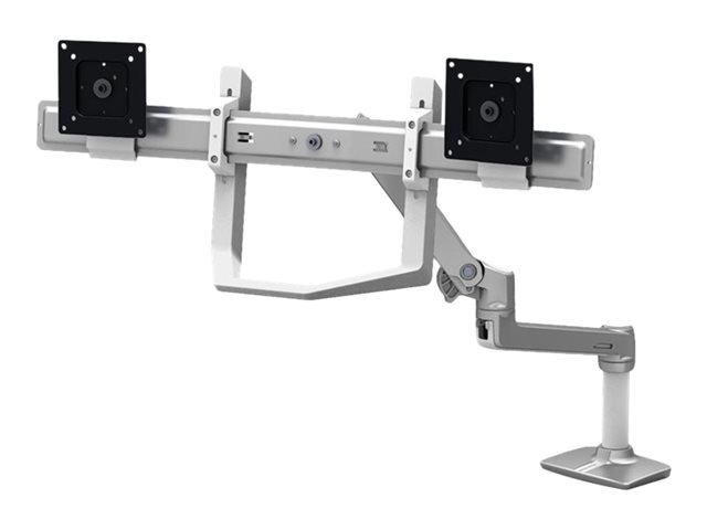 Ergotron : kit DUAL MONITOR HANDLE ACCS BRIGHT WHITE