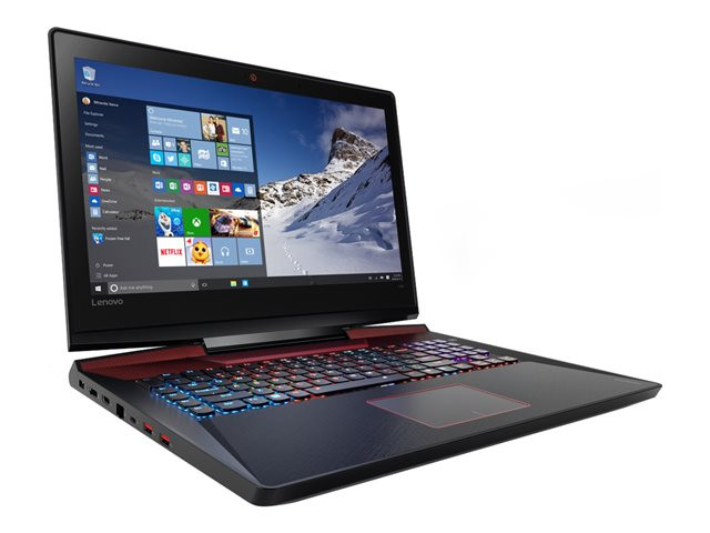 Lenovo : IDEAPAD Y910-17ISK I7-6700HQ 1TB 16GB 17.3IN NOOD W10 (ci7-g6)