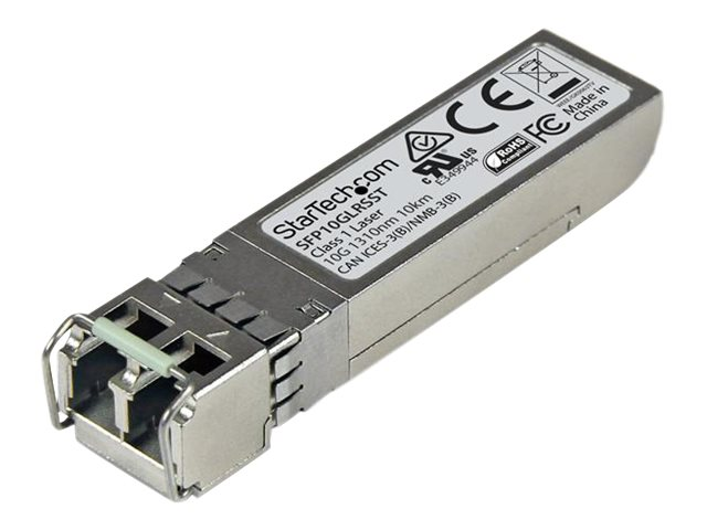 Startech : SFP+ A FIBRE OPTIQUE 10 GBE - CISCO SFP-10G-LR-S - LC - 10 KM