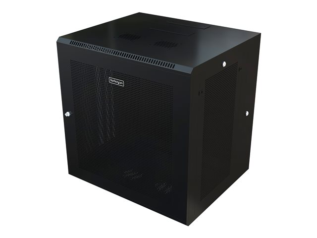 Startech : 12U SERVER RACK ENCLOSURE avec HINGE WALL MOUNT NETWORK RACK