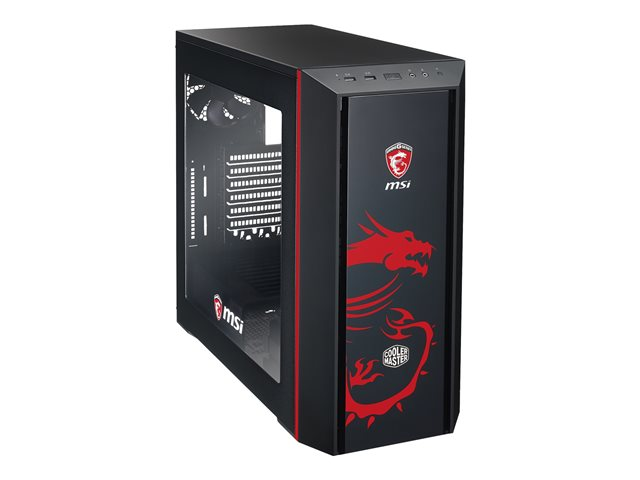 Cooler Master : MASTERBOX 5 MSI EDITION .
