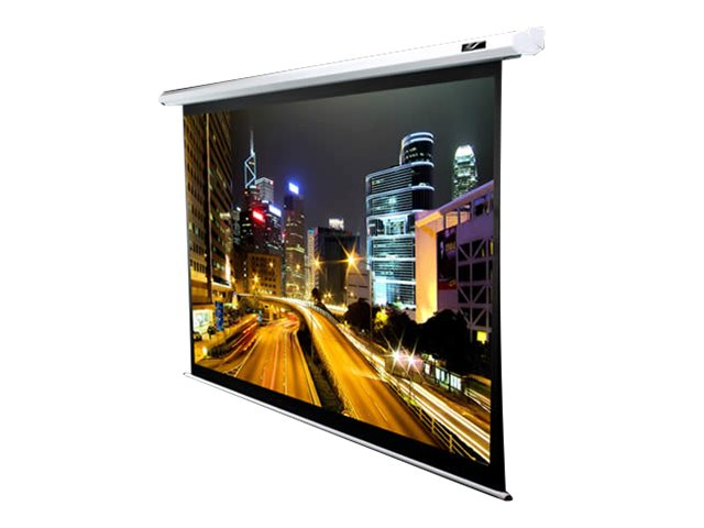 Elite Screen : 128IN CEILING avec ALL MATTWH 16:9 SPECTRUM WHITE 275X172