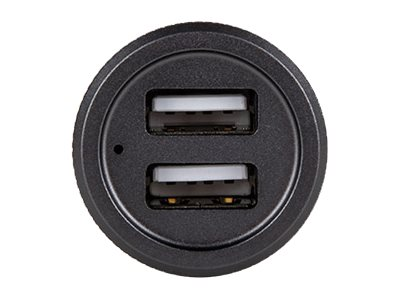 OtterBOX : DUAL CAR CHARGER 4.8 AMP .