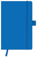 herlitz Carnet de notes my.book classic, A5, 192 pages, bleu
