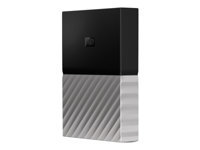 Western Digital : MYPASSPORT ULTRA 4TB GRAY 2.5IN USB3.0