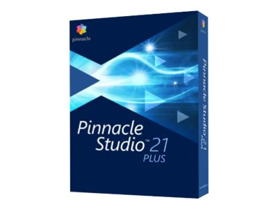 Corel : PINNACLESTUDIO21PLUS EN/CZ/DA/ES pour I pour R/IT/NL/PL/SV (win)