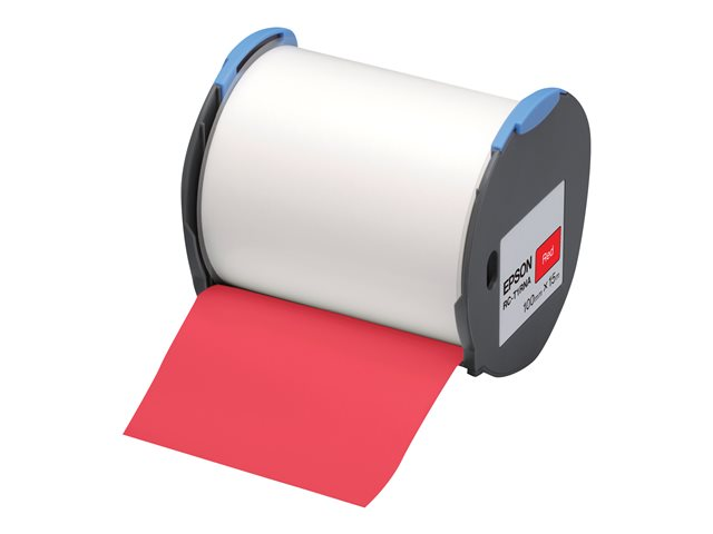 Epson : RC-T1RNA tape RED 100MM X 15M