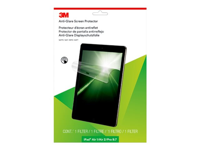 3M : ANTI-GLARE FILM pour APPLE IPAD AIR/AIR 2/PRO 9.7