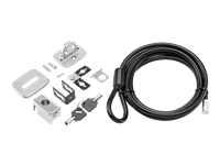 HP : BUSINESS PC SECURITY LOC kit .