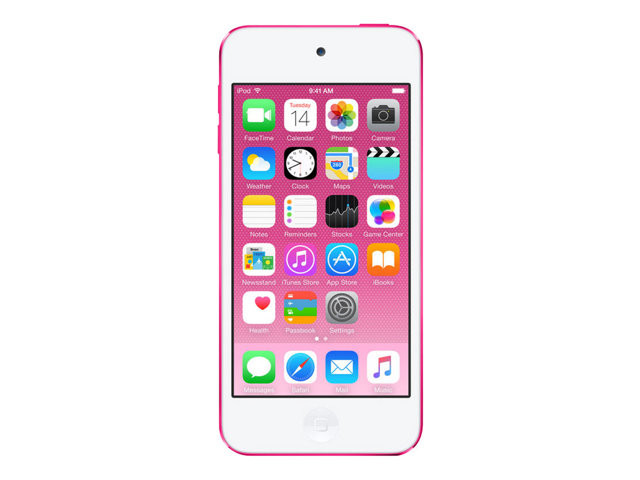 Apple : IPOD TOUCH 128GB PINK-BNL fr