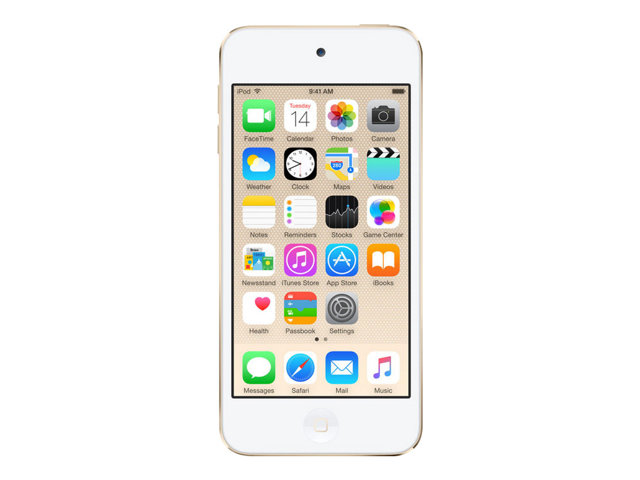 Apple : IPOD TOUCH 128GB GOLD-BNL fr