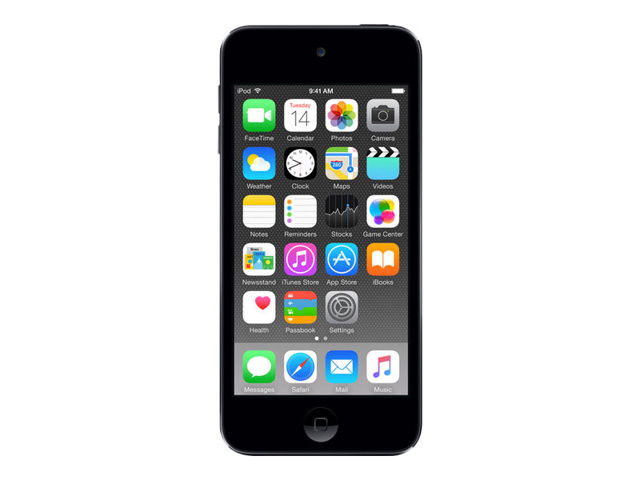 Apple : IPOD TOUCH 128GB SPACE GRAY-BNL fr