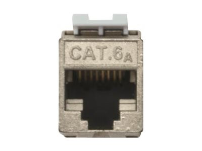 Assmann : DIGITUS CAT 6EA KEYSTONE JACK SHIELDED