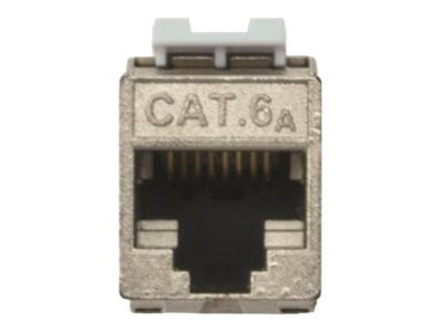 Assmann : CAT 6A KEYSTONE JACK 500 MHZ SHIELDED SET 24 PCS