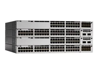 Cisco : CATALYST 9300 24-PORT POE+ NETWORK ADVANTAGE