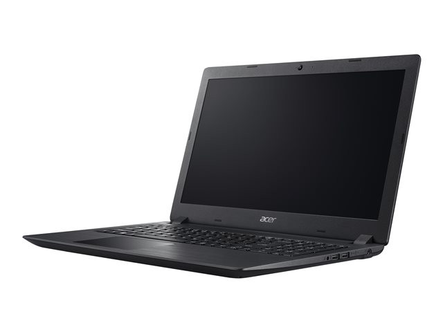 Acer : ASPIRE A315-51-306U I3-6006U 128G 4G 15.6IN NOOD WIN10 BLACK (ci3-g6)