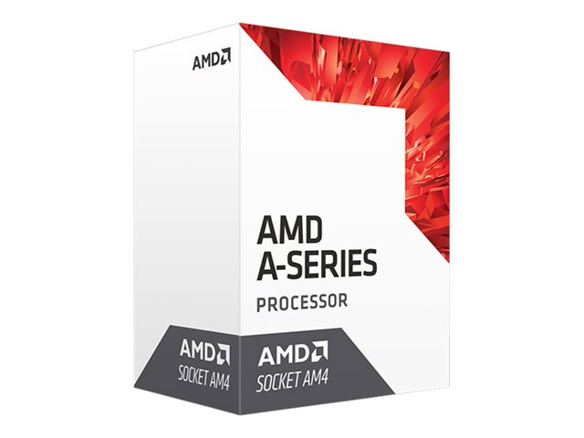 AMD : A6 9500 3.40GHZ SKT AM4 1Mo 35W PIB (apu)