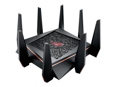 Asustek : GT-AC5300 AC WLAN ROUTER TRI-BAND GIGABIT ROUTER