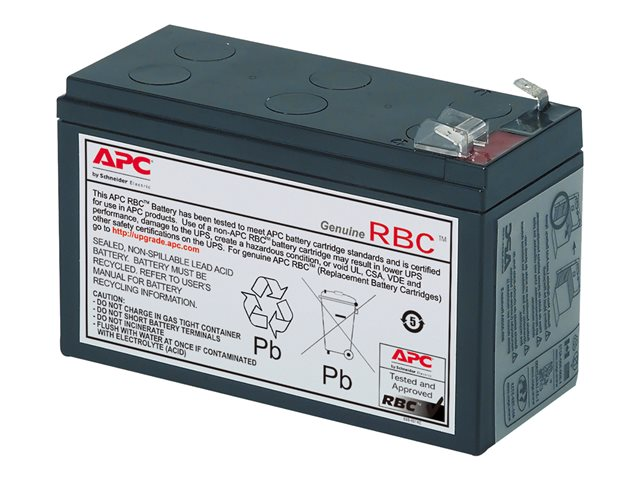 APC : APC REPLACEMENT batterie cartridge -106