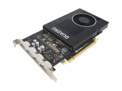 Lenovo : TS NVIDIA QUADRO P2000 GRAPHICS card avec HP BRACKET