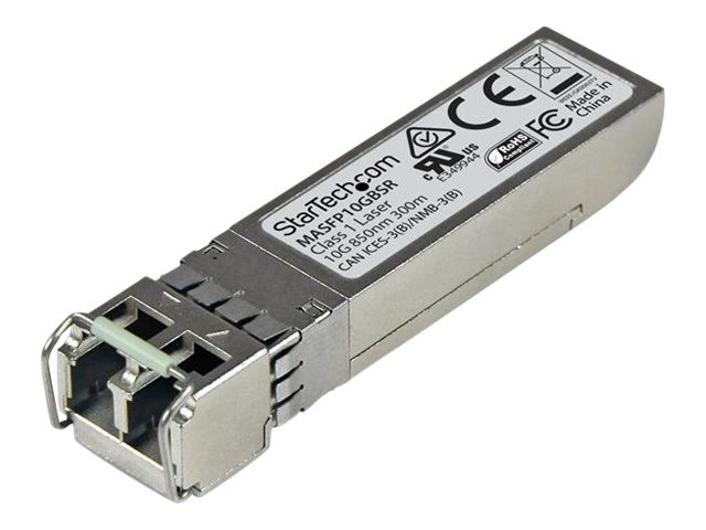Startech : SFP+ A FIBRE OPTIQUE 10 GBE - CISCO MERAKI MA-SFP-10GB-SR