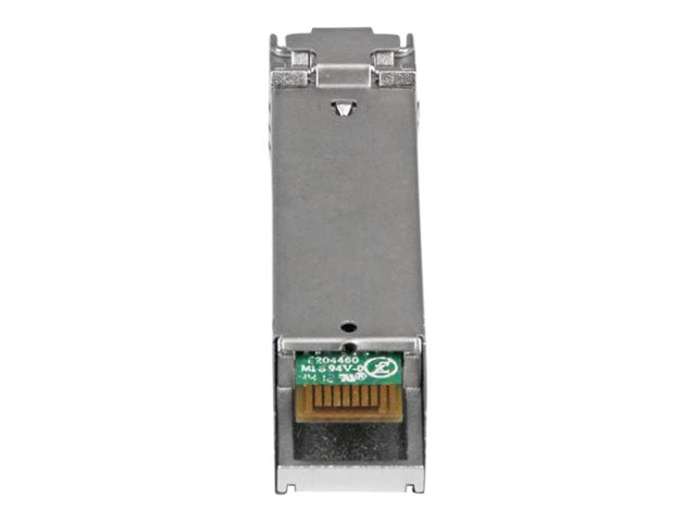 Startech : SFP A FIBRE OPTIQUE GIGABIT - CISCO GLC-LX-SM-RGD - 10 KM