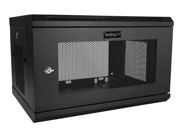 Startech : 6U WALL MOUNT RACK - WALL MOUNT SERVER et NETWORK CABINET - 6U