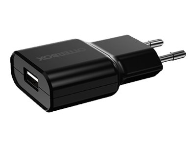 OtterBOX : SINGLE PORT EU WALL CHARGER CHARGER 2.4 AMP