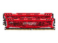 Crucial : 16GB kit DDR42400 MT/SPC4-19200 CL16 SR X8 UNBUFF DIMM 288PIN