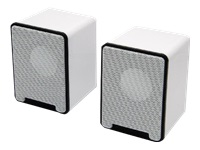 MCL Samar : MINI SPEAKERS 2 X 5W RMS POWERED BY USB