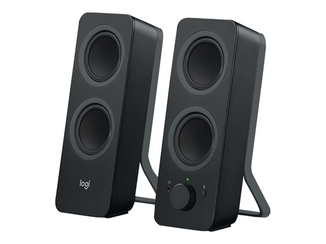 Logitech : Z207 BLUETOOTH COMPUTER SPEAKER BLACK - EMEA
