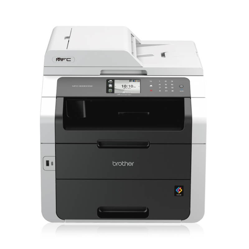 Brother MFC-9330CDW - Imprimante laser couleur multifonction (MFC9330CDWRF1)