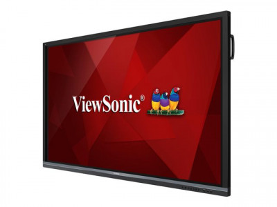 Viewsonic : IFP8650 85.6IN 20 POINT TOUCH 3840X2160 350NITS 1200:1 HDMI