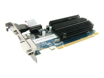 Sapphire Technology : RADEON HD 6450 1GB DDR3 PCI-E VGA DVI-D HDMI PASSIVE (pc)