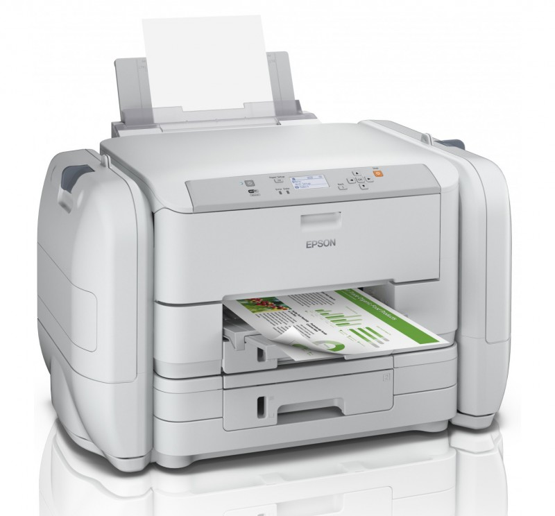 Epson Workforce Pro WF-R5190 DTW Imprimante jet d'encre couleur