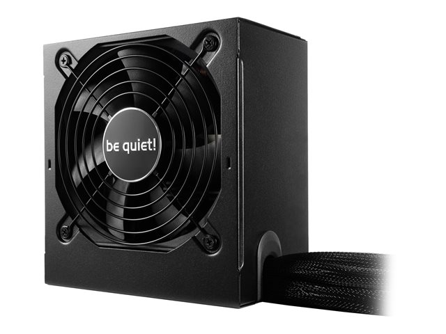 Be Quiet : SYSTEM POWER 9 700W 80PLUS BRONZE POWER SUPPLY