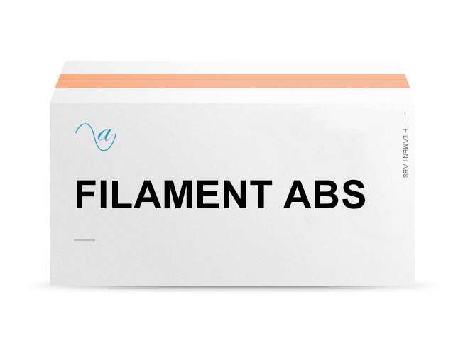 ALT : Filament ABS Noir Intense - 1.75mm