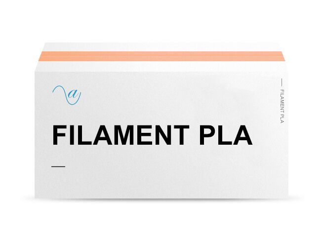 ALT : Filament PLA Orange Fluorescent - 1.75mm
