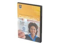 Zebra : ZEBRA CARDSTUDIO CLASSIC SOFTWARE only