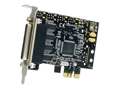 Startech : 4 PORT RS232 PCI EXPRESS SERIAL card W/ BREAKOUT cable