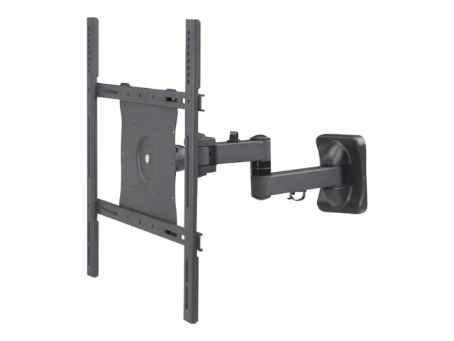 NewStar : LCD/LED/TFT WALL MOUNT BLACK 3 MOVEMENTS - LENGTH 12-43 CM (25.00kg)