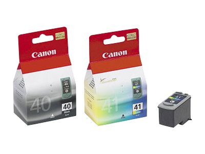 Canon : PG-40/CL-41 MULTIpack BLISTER 2 CARTRIDGES