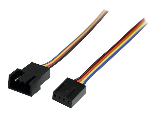 Startech : 12IN 4 PIN FAN POWER extension cable